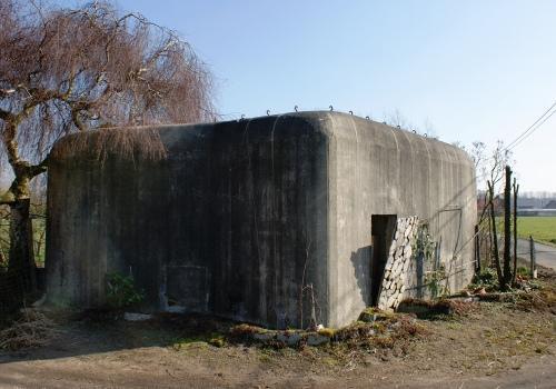 KW-Linie - Bunker P10
