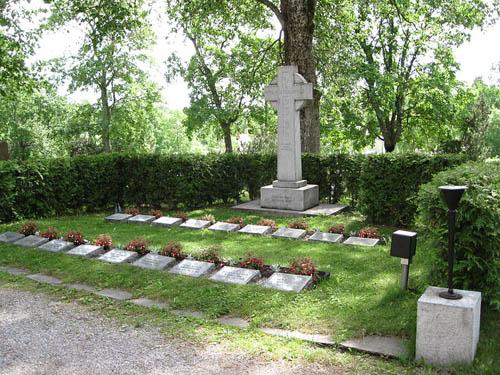 Finse Oorlogsgraven Nauvo