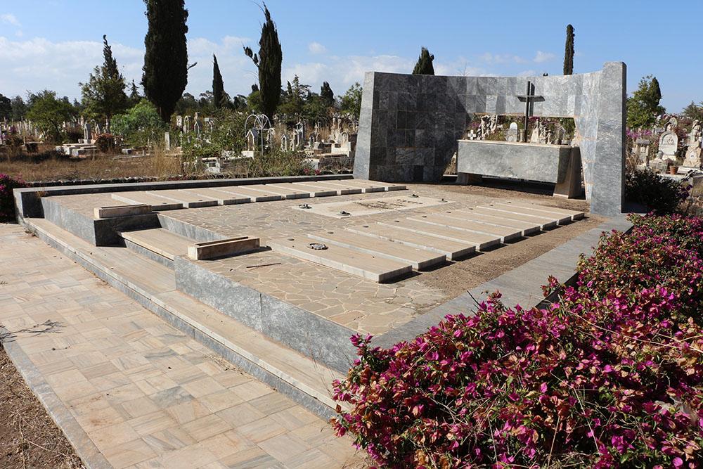 Italian Memorial Asmara