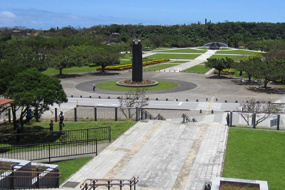 Okinawa Peace Prayer Park
