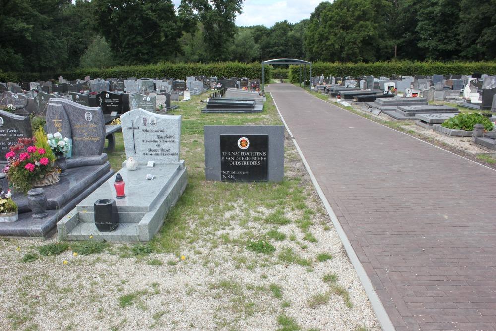 Oorlogsmonument Begraafplaats Eigenbilzen
