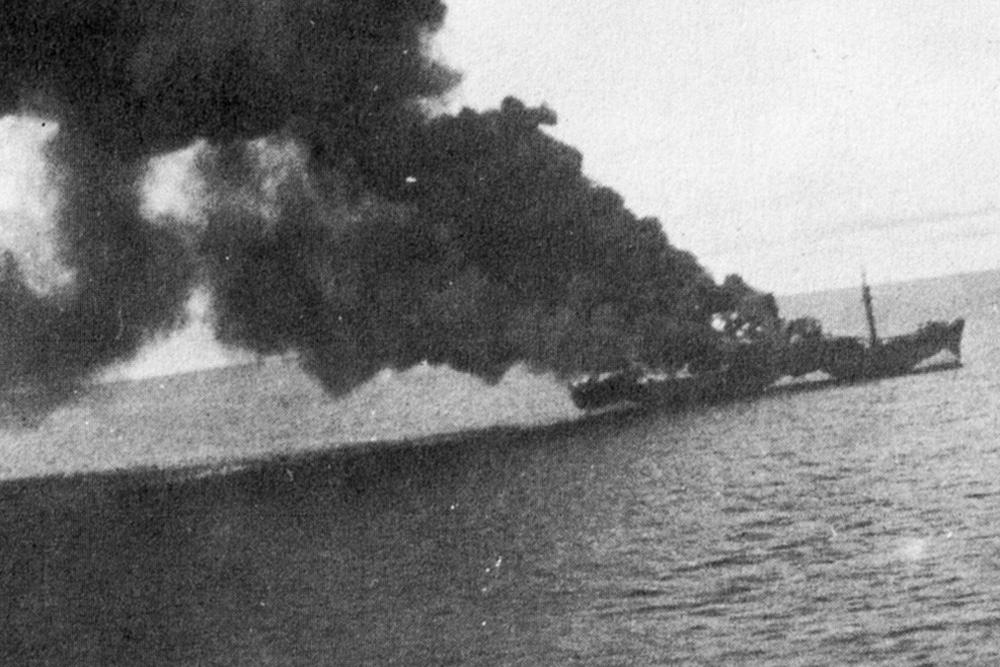 Shipwreck Sin-ai Maru