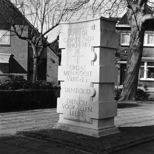 War Memorial 's-Gravenzande