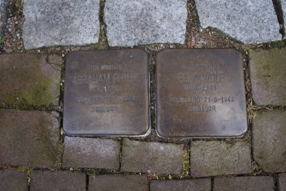 Stumbling Stone Nieuwstad 30