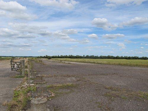 Remnants RAF Fiskerton