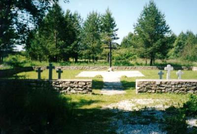 Duitse Oorlogsbegraafplaats Kukruse