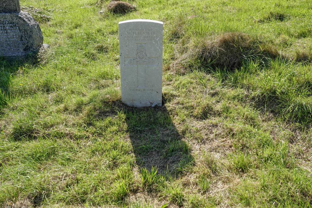 Oorlogsgraven van het Gemenebest Teignmouth Cemetery