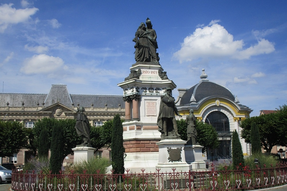 Oorlogsmonument Belfort