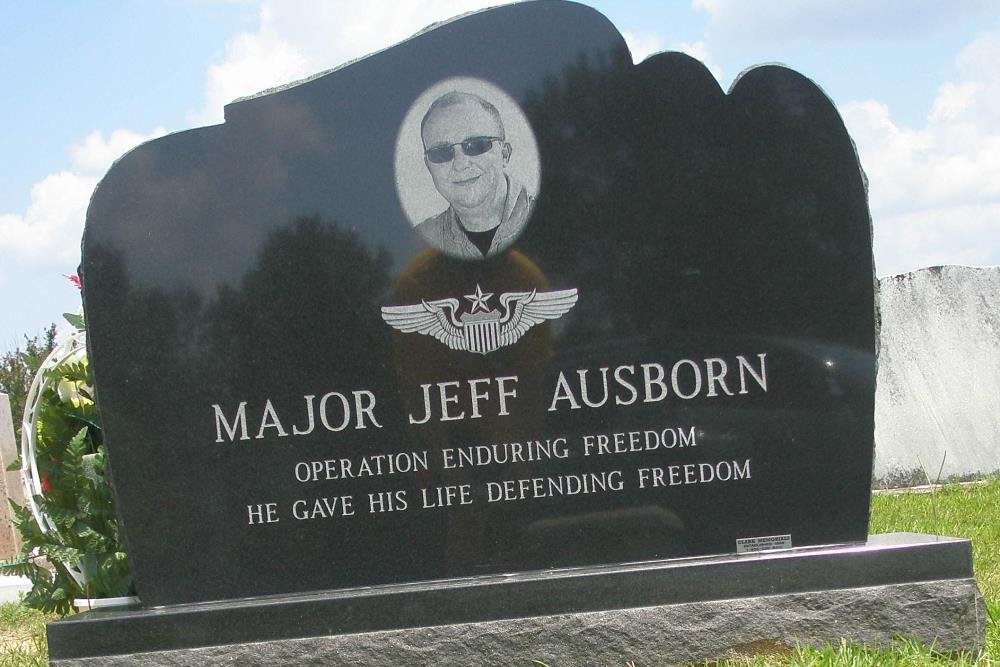 Amerikaans Oorlogsgraf Union #3 Baptist Church Cemetery