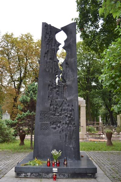 Memorial Polish Victims Concentration Camps Cracow