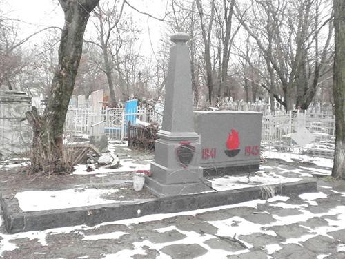 Sovjet Oorlogsgraven Mariupol