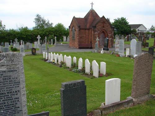 Polish War Graves Dumfries