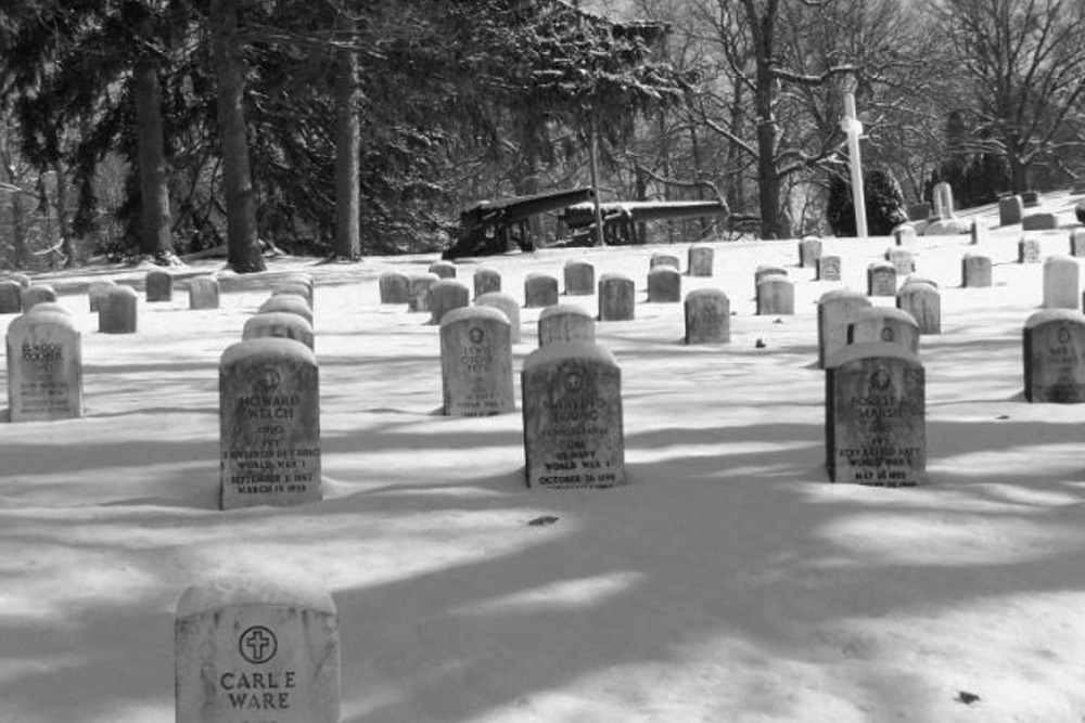 American War Graves Ferncliff Cemetery
