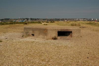 Bunker FW3/22 East Mersea