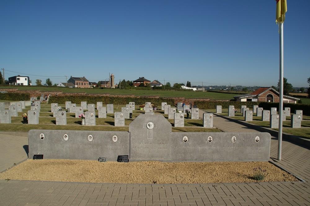 War Memorial Cemetery Andrimont