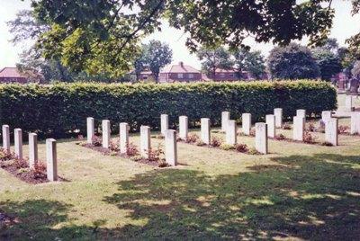 Oorlogsgraven van het Gemenebest Byker & Heaton Cemetery