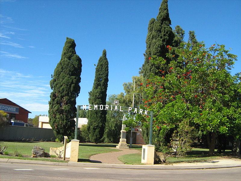 War Memorial Dongara