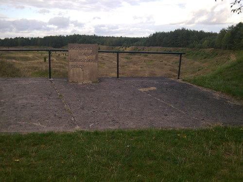 Steengroeve Treblinka