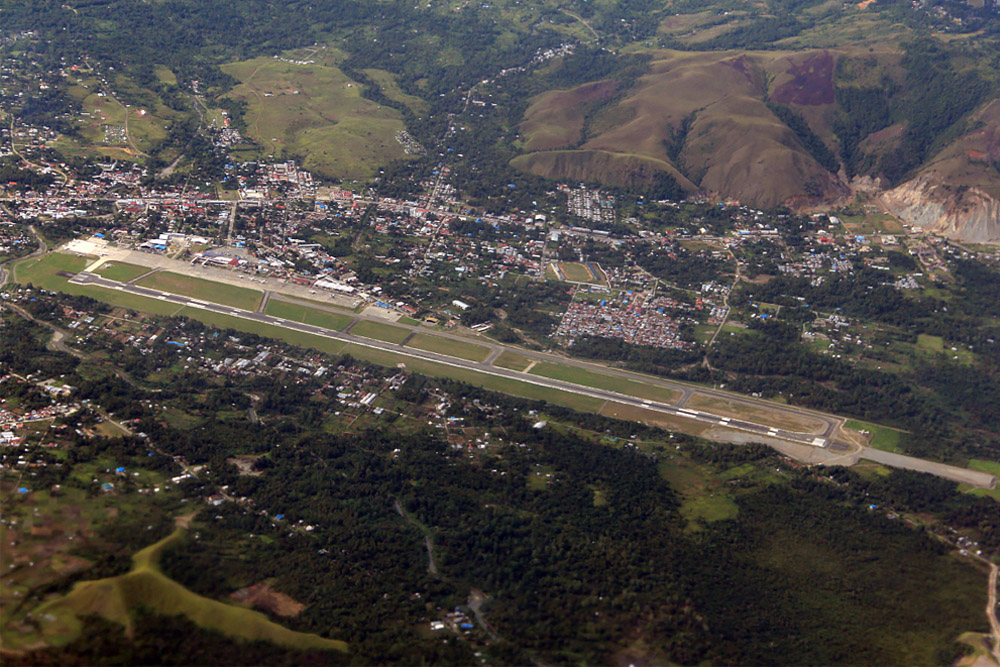 Sentani International Airport