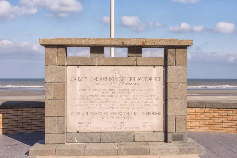 Monument Division Janssen