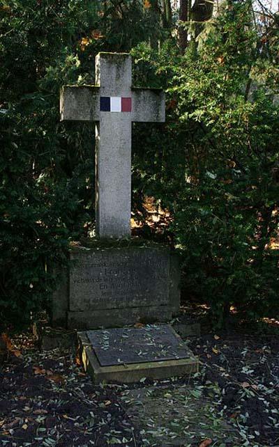 Franse Oorlogsgraven Erfurt