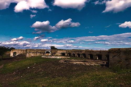 Vladivostok Fortress - Coastal Battery