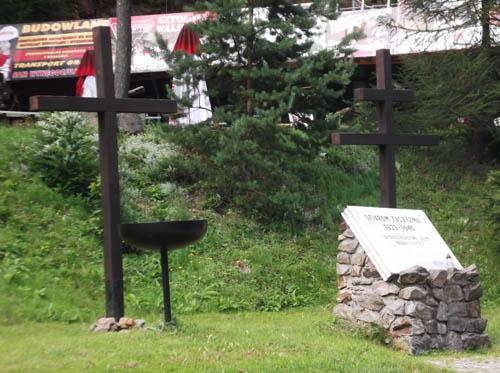 Monument Slachtoffers Nationaal-Socialisme Rzeczka