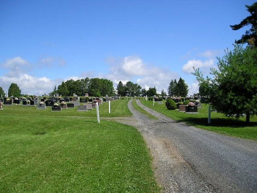 Commonwealth War Graves Fredericton Sunny Bank Cemetery