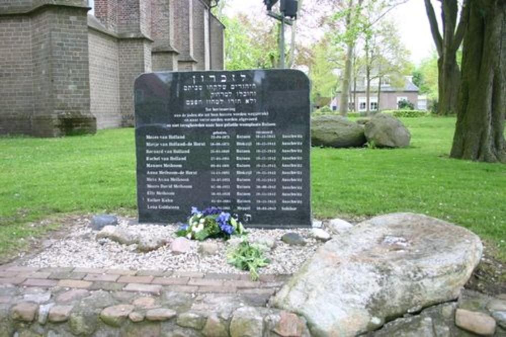 Joods Monument Ruinen