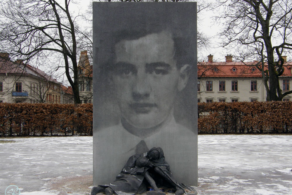 Memorial Raoul Wallenberg Göteborg