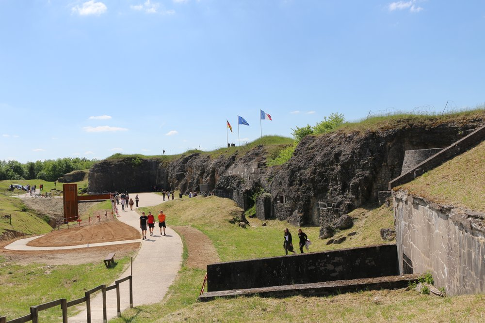 Douaumont Fortress