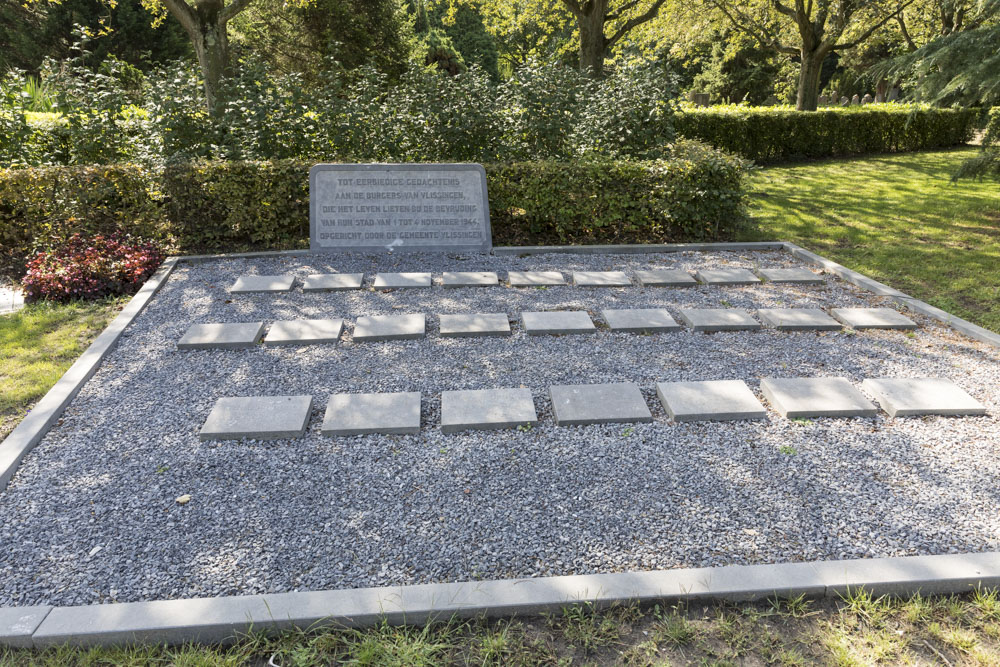 Memorial Civilian Casualties (Noorderbegraafplaats)