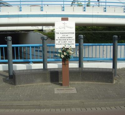 Memorial Parallelweg