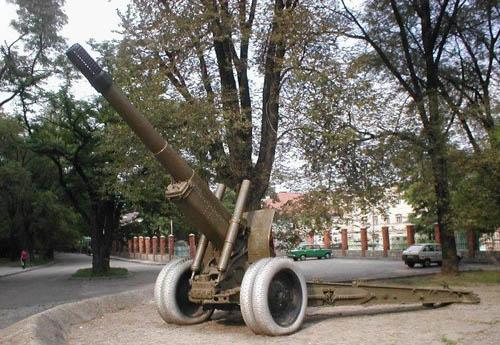 152 mm howitzer-gun M1937 (ML-20) Zaporizhia