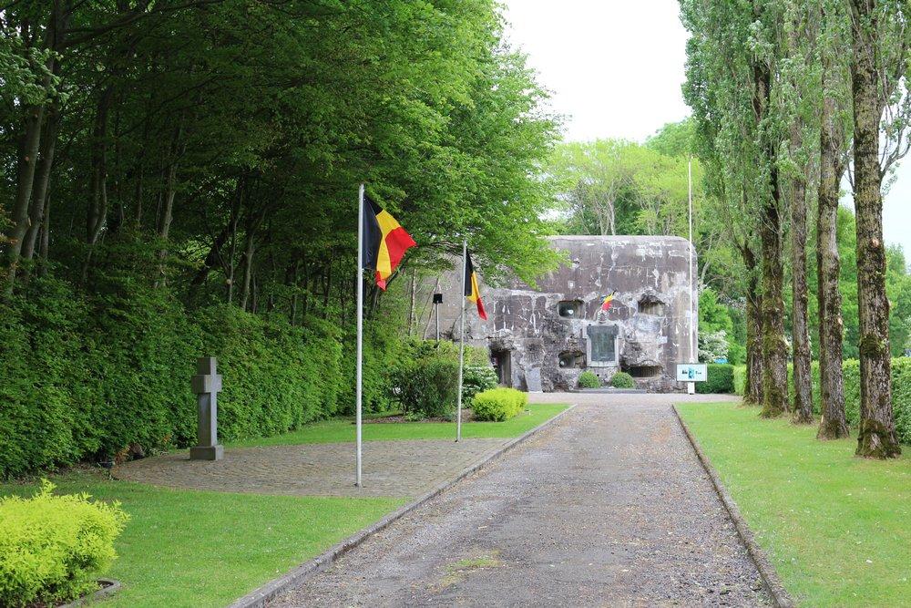 Fort de Battice - Versterkte Positie Luik