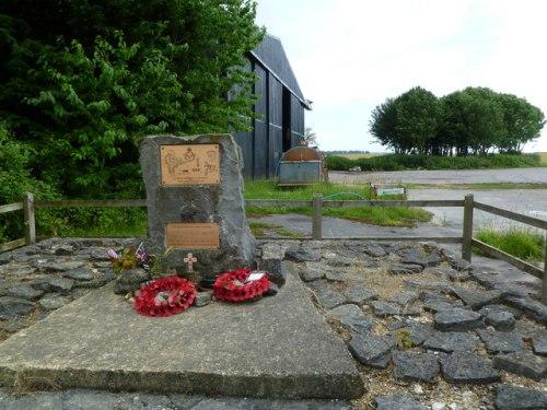 Monument Tarrant Rushton Airfield