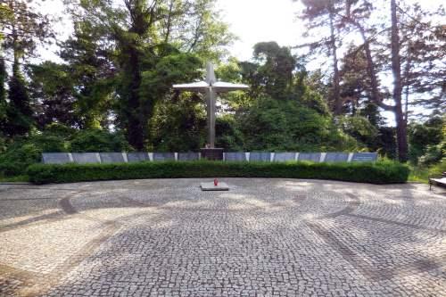 Graven Poolse Pioniers 1945-1946