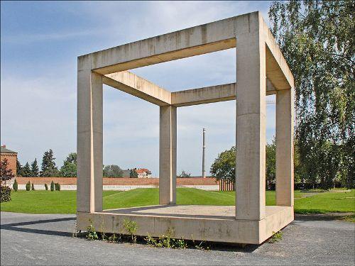 Monument Gevangenis Moabit