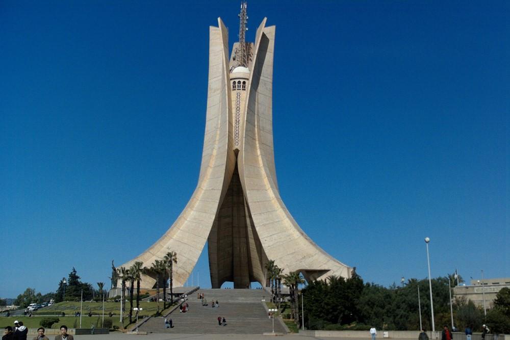 Martelarenmonument Algerije