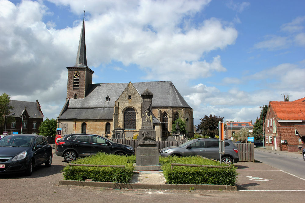 War Memorial Sint-Ulriks-Kapelle