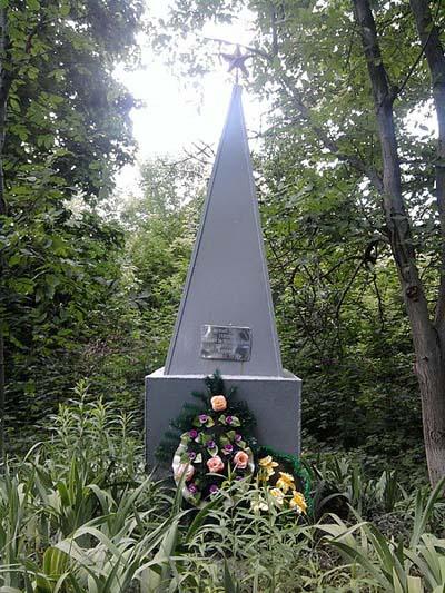Mass Grave Soviet Soldiers Uman