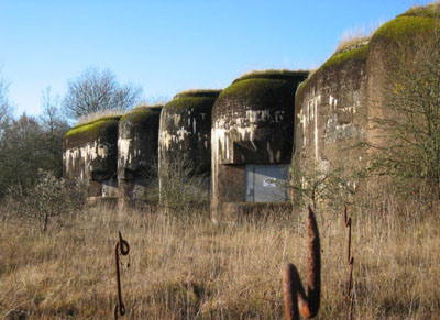 Maginot Line - Fortress Rochonvillers