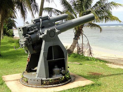 Japanese 20cm Gun