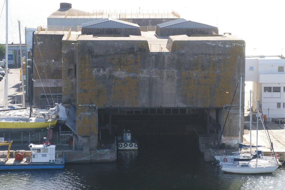 U-Boot Bunker / Museum Sous-Marin Espadon