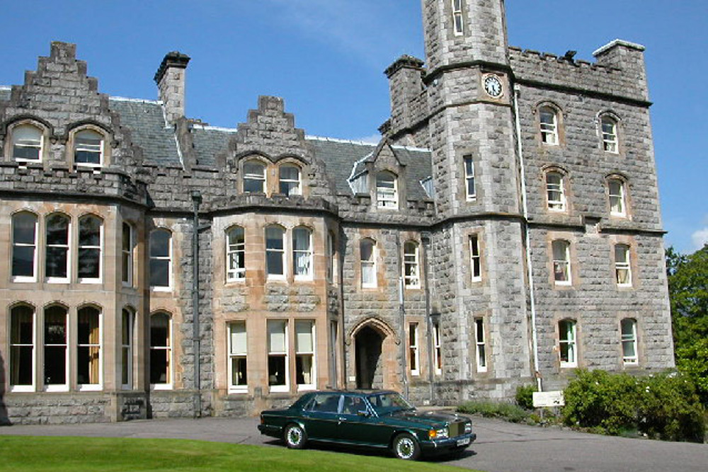 SOE Establishment - STS 46: Inverlochy Castle