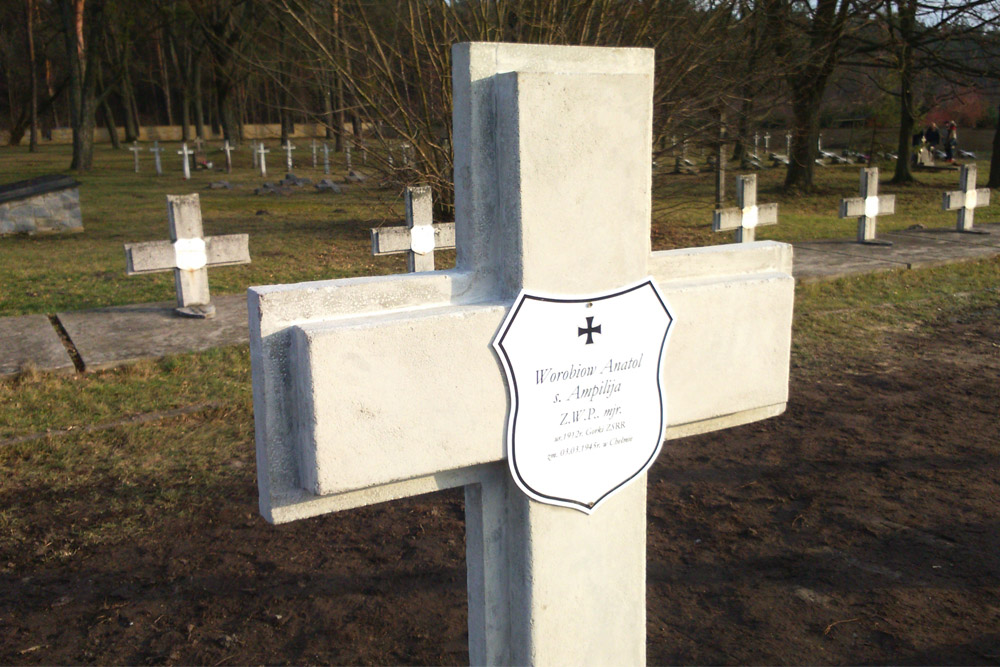 Polish War Graves Chelm