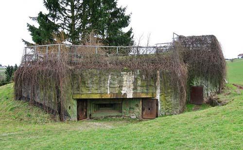 Westwall - Regelbau 10 Bunker Berschweiler