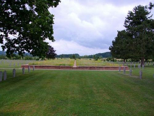 Duitse Oorlogsbegraafplaats Soupir