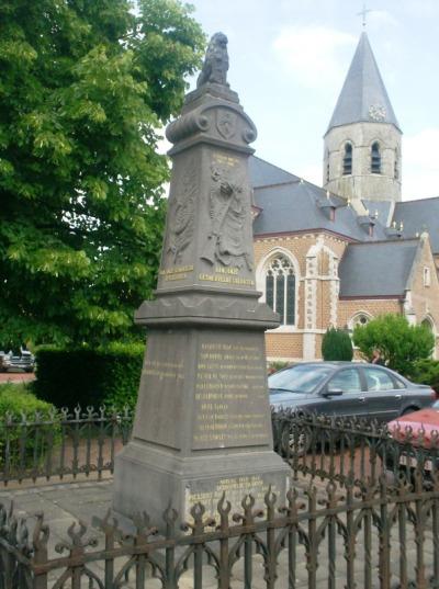 War Memorial Sint-Pauwels