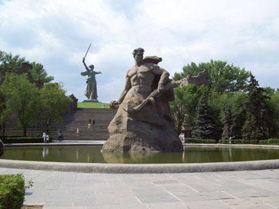 Mamayev Hill -